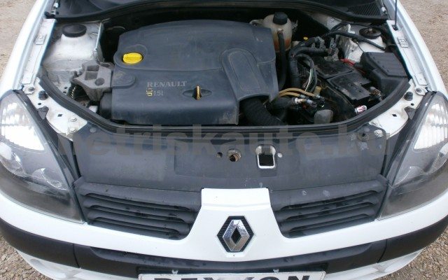 RENAULT Clio 1.5 dCi Business tehergépkocsi 3,5t össztömegig - 1461cm3 Diesel 74243 5/8