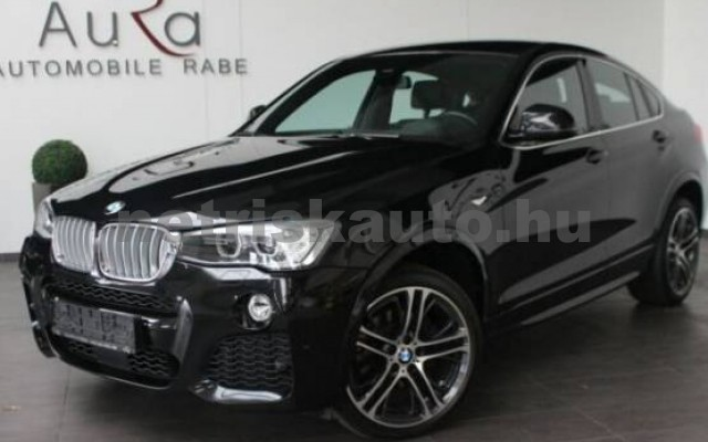 BMW X4 személygépkocsi - 2993cm3 Diesel 43108 2/7