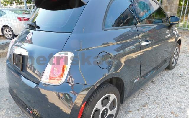 FIAT 500e 500e Aut. személygépkocsi - cm3 Kizárólag elektromos 93233 12/12