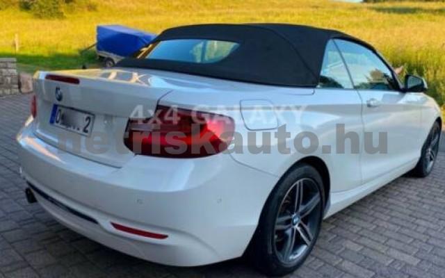BMW 220 személygépkocsi - 1995cm3 Diesel 55299 6/7