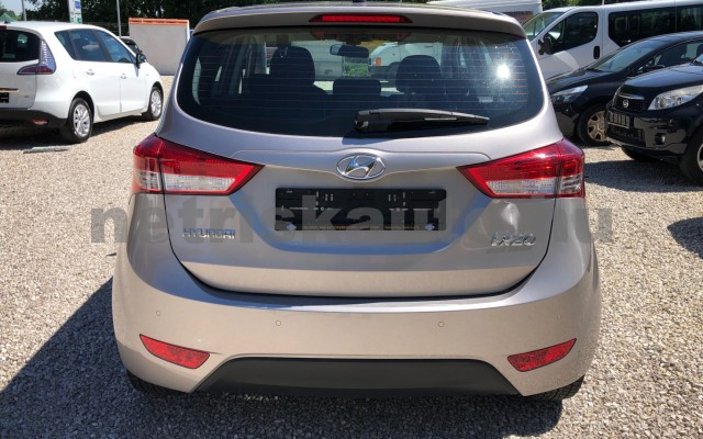 HYUNDAI ix20 1.4 MPi Comfort személygépkocsi - 1396cm3 Benzin 91352 4/12
