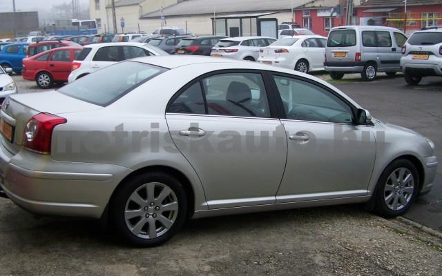 TOYOTA Avensis 1.8 Sol Plus személygépkocsi - 1794cm3 Benzin 69406 4/10