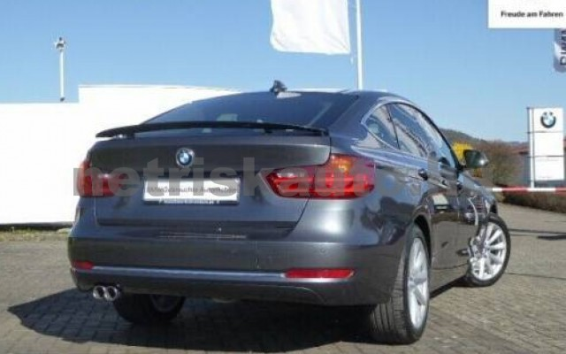 BMW 320 Gran Turismo személygépkocsi - 1995cm3 Diesel 55353 3/7