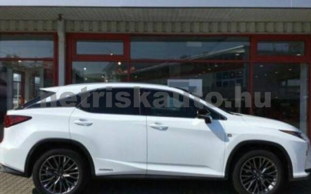 LEXUS RX 450 személygépkocsi - 3456cm3 Hybrid 110640 5/9