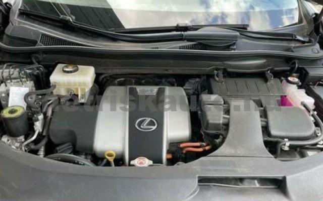 RX 450 személygépkocsi - 3456cm3 Hybrid 105632 10/10