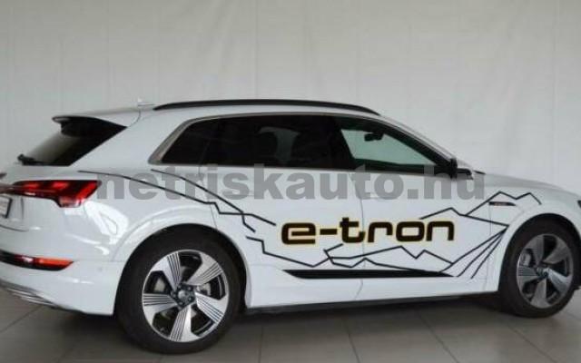 AUDI e-tron személygépkocsi - 2000cm3 Kizárólag elektromos 42578 6/7