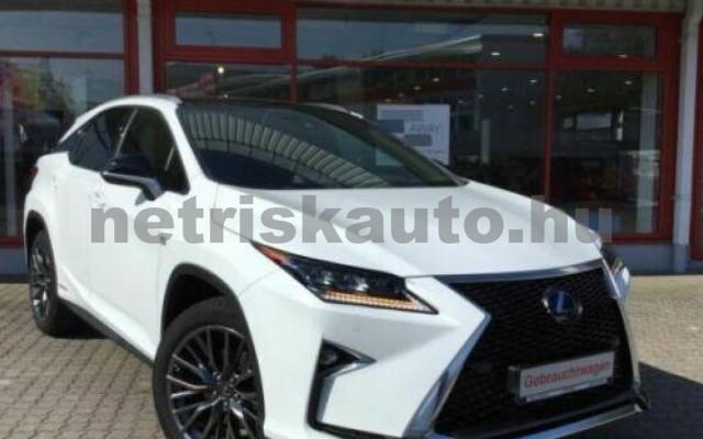 LEXUS RX 450 személygépkocsi - 3456cm3 Hybrid 110640 6/9
