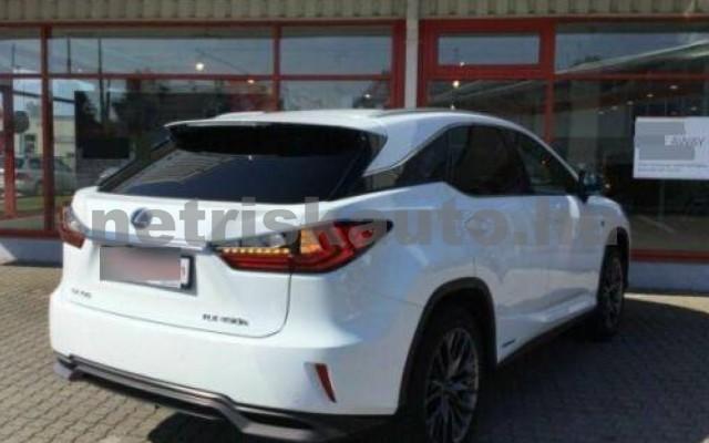 LEXUS RX 450 személygépkocsi - 3456cm3 Hybrid 110640 4/9