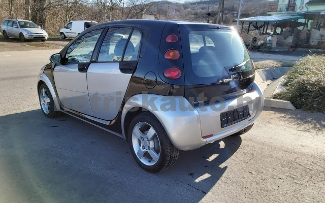 SMART Forfour 1.3 Pulse személygépkocsi - 1332cm3 Benzin 27691 5/12