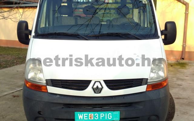RENAULT Master 2.5 dCi L2H1 tehergépkocsi 3,5t össztömegig - 2463cm3 Diesel 27405 6/12