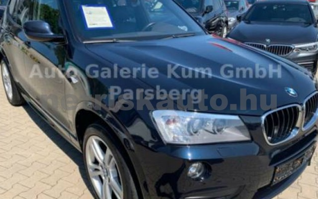 BMW X3 személygépkocsi - 1995cm3 Diesel 55749 4/7