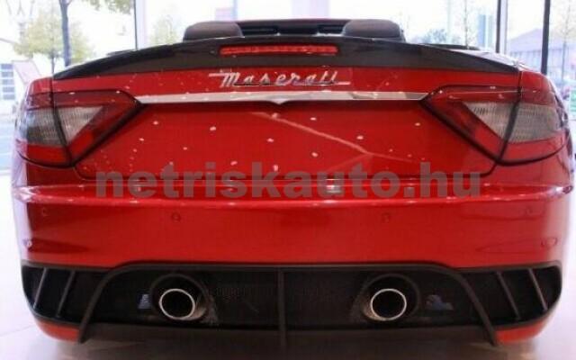 MASERATI GranCabrio személygépkocsi - 4691cm3 Benzin 43532 4/7