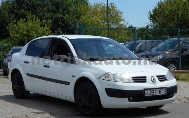 RENAULT Mégane 1.6 Authentique személygépkocsi - 1598cm3 Benzin 18331 4/8
