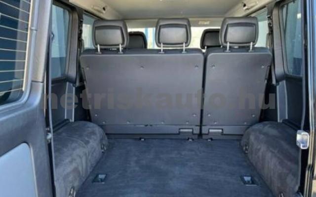G 350 személygépkocsi - 2987cm3 Diesel 105909 10/12
