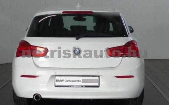 BMW 118 személygépkocsi - 1995cm3 Diesel 109755 7/10