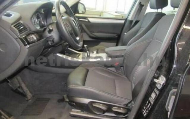 BMW X3 személygépkocsi - 1995cm3 Diesel 55720 7/7