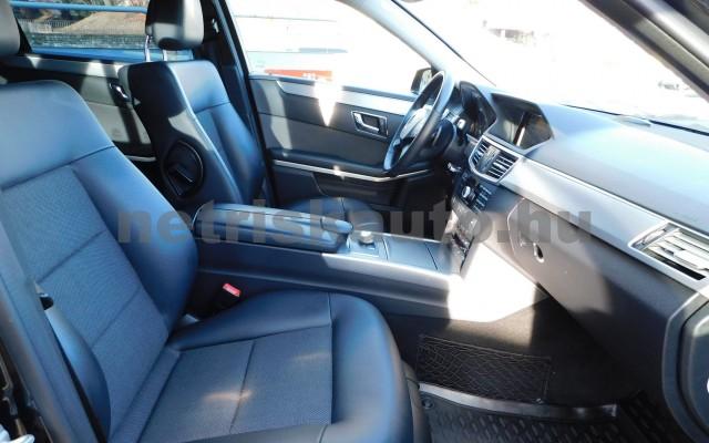 MERCEDES-BENZ E-osztály E 350 CDI T 4Mat BlueEFF. Ele. Aut. személygépkocsi - 2987cm3 Diesel 27467 9/12