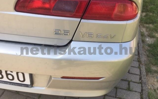 ALFA ROMEO 156 2.5 V6 Distinctive személygépkocsi - 2492cm3 Benzin 44737 7/11