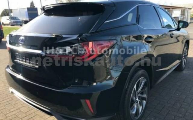LEXUS RX 450 személygépkocsi - 3456cm3 Hybrid 43527 4/7