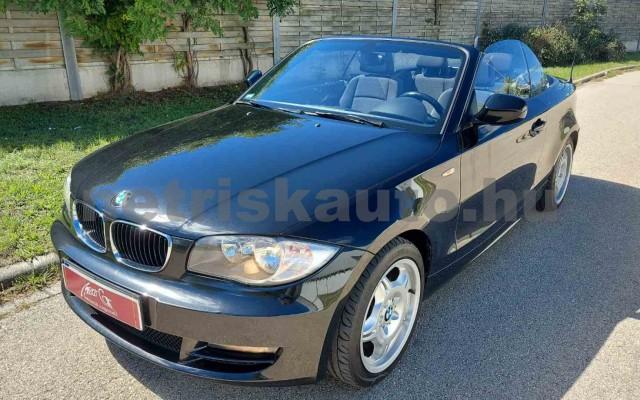 BMW 118d CABRIO személygépkocsi - 1995cm3 Diesel 52561 2/25