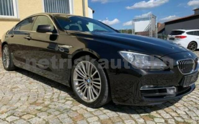 BMW 640 Gran Coupé személygépkocsi - 2993cm3 Diesel 55598 3/7