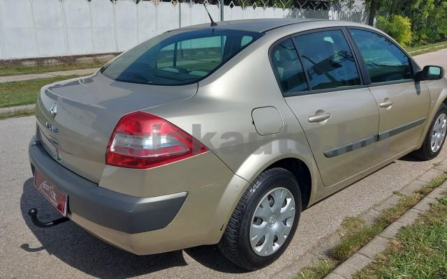RENAULT Mégane 1.6 Expression személygépkocsi - 1598cm3 Benzin 52522 8/29