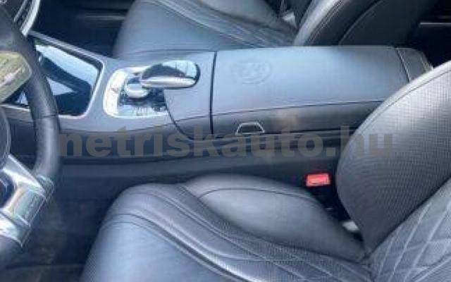 S 63 AMG személygépkocsi - 3982cm3 Benzin 106139 11/12