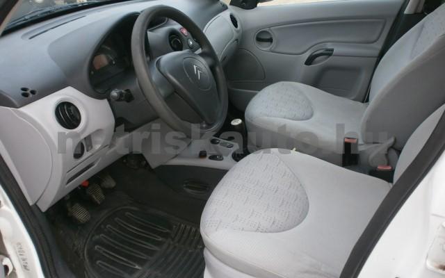 CITROEN C3 1.4 HDi X 2002 személygépkocsi - 1398cm3 Diesel 74288 6/10