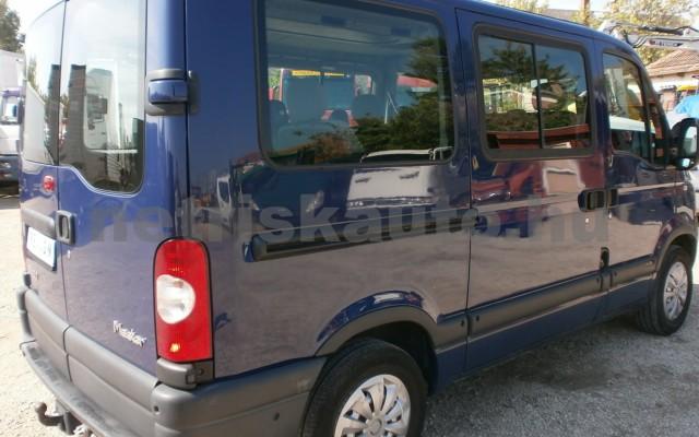 RENAULT MASTER 2.5 dCi L1H1 Minibusz 9FŐS,KLÍMÁS,TETŐKLÍMÁS,MAGYAR személygépkocsi - 2463cm3 Diesel 44685 4/12