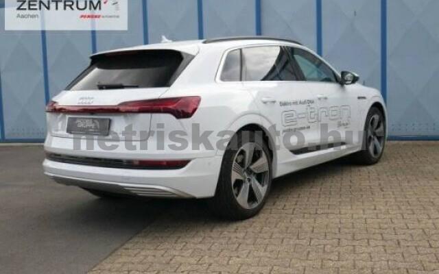 AUDI e-tron személygépkocsi - 2000cm3 Kizárólag elektromos 42580 6/7