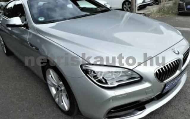 BMW 640 Gran Coupé személygépkocsi - 2993cm3 Diesel 55599 3/7