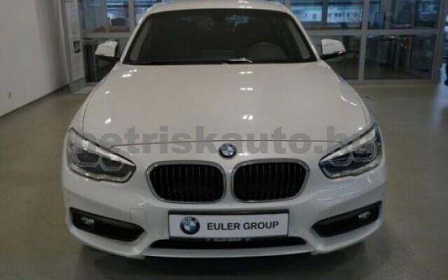 BMW 120 személygépkocsi - 1998cm3 Benzin 42592 3/7