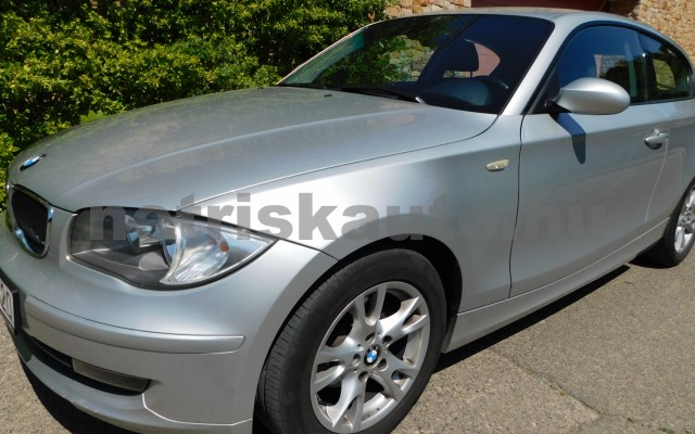 BMW 1-es sorozat 116i Aut. személygépkocsi - 1599cm3 Benzin 93223 11/12