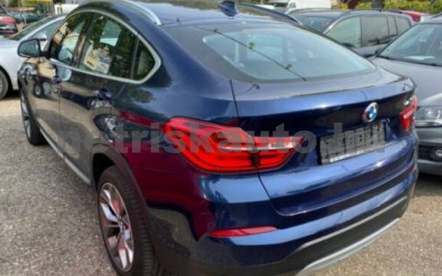 BMW X4 személygépkocsi - 2993cm3 Diesel 55755 5/6
