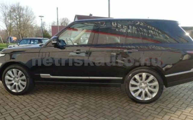 LAND ROVER Range Rover személygépkocsi - 5000cm3 Benzin 43468 6/7
