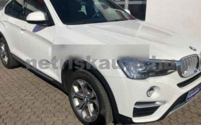 BMW X4 személygépkocsi - 1995cm3 Diesel 110117 2/12