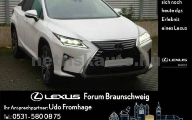 LEXUS RX 450 személygépkocsi - 3456cm3 Hybrid 43524 5/7