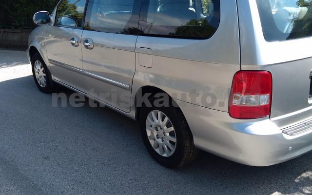 KIA Carnival 2.9 CRDi Komfort (7 sz.) személygépkocsi - 2903cm3 Diesel 25856 4/12