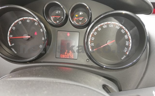 OPEL Meriva 1.4 Enjoy személygépkocsi - 1398cm3 Benzin 89216 10/10