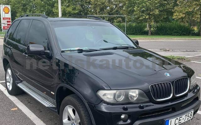 BMW X5 X5 3.0d Aut. személygépkocsi - 2993cm3 Diesel 50008 4/8