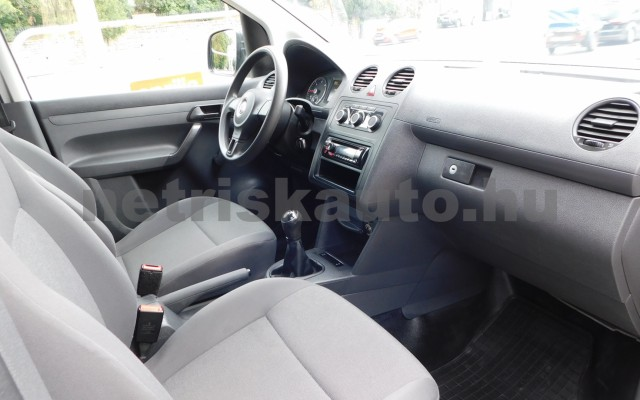 VW Caddy 1.6 CR tdi tehergépkocsi 3,5t össztömegig - 1598cm3 Diesel 55024 8/12