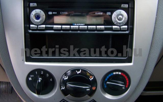 CHEVROLET Lacetti 1.6 16V Elite személygépkocsi - 1598cm3 Benzin 44612 11/12