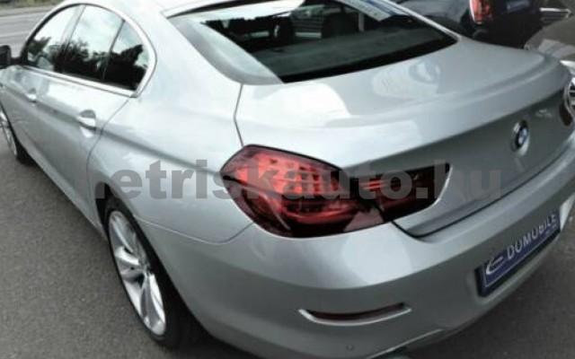 BMW 640 Gran Coupé személygépkocsi - 2993cm3 Diesel 55599 5/7