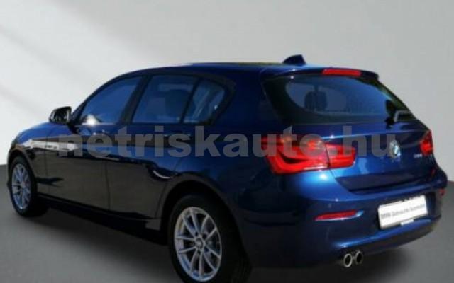BMW 120 személygépkocsi - 1998cm3 Benzin 55278 5/7