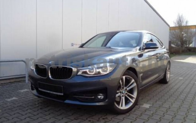 BMW 320 Gran Turismo személygépkocsi - 1995cm3 Diesel 55351 3/7