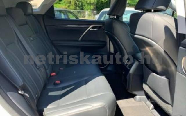 LEXUS RX 450 személygépkocsi - 3456cm3 Hybrid 110630 10/12
