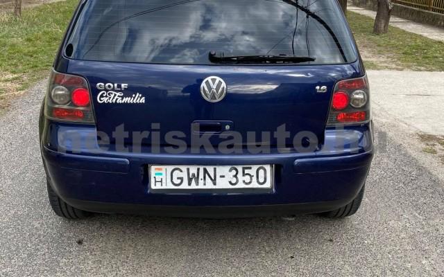 VW Golf 1.6 személygépkocsi - 1595cm3 Benzin 81418 2/6