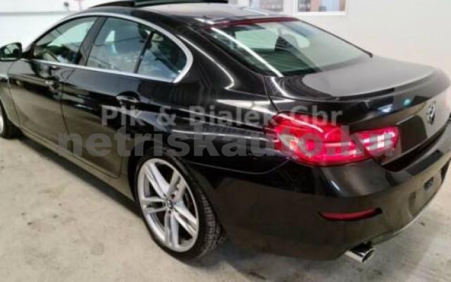 BMW 640 Gran Coupé személygépkocsi - 2993cm3 Diesel 55597 3/7