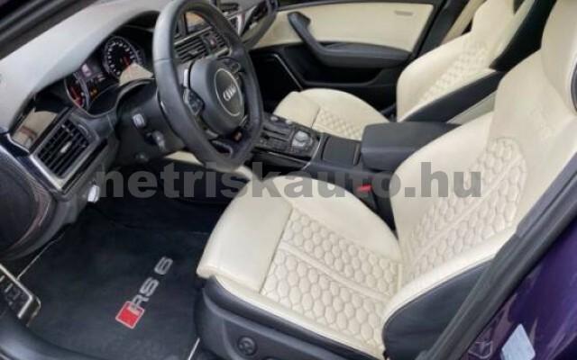 AUDI RS6 személygépkocsi - 3993cm3 Benzin 42502 6/7