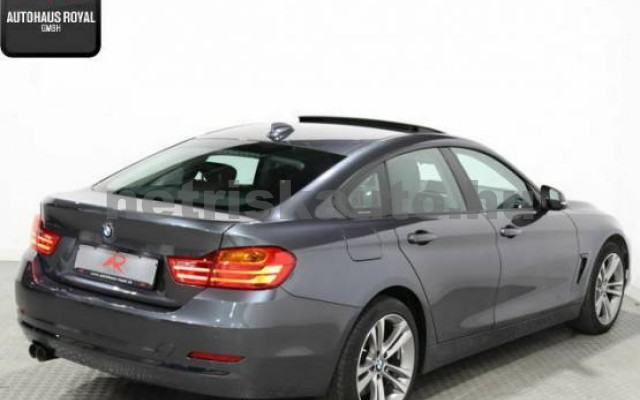 BMW 430 Gran Coupé személygépkocsi - 2993cm3 Diesel 42762 2/7